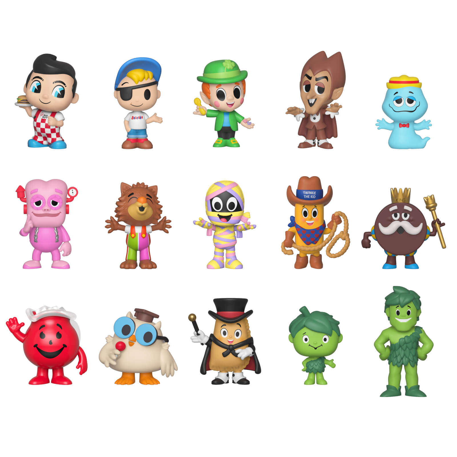 WWE Funko Minis Single Blind Box Series 2 Figure