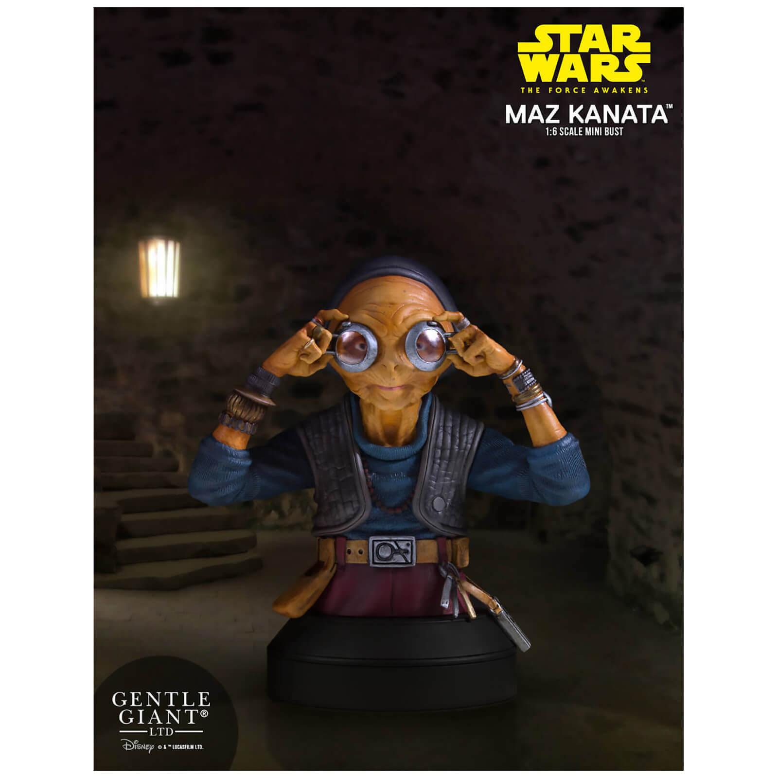 15 cm Star Wars Figurine Black Series Maz Kanata Edition Collector