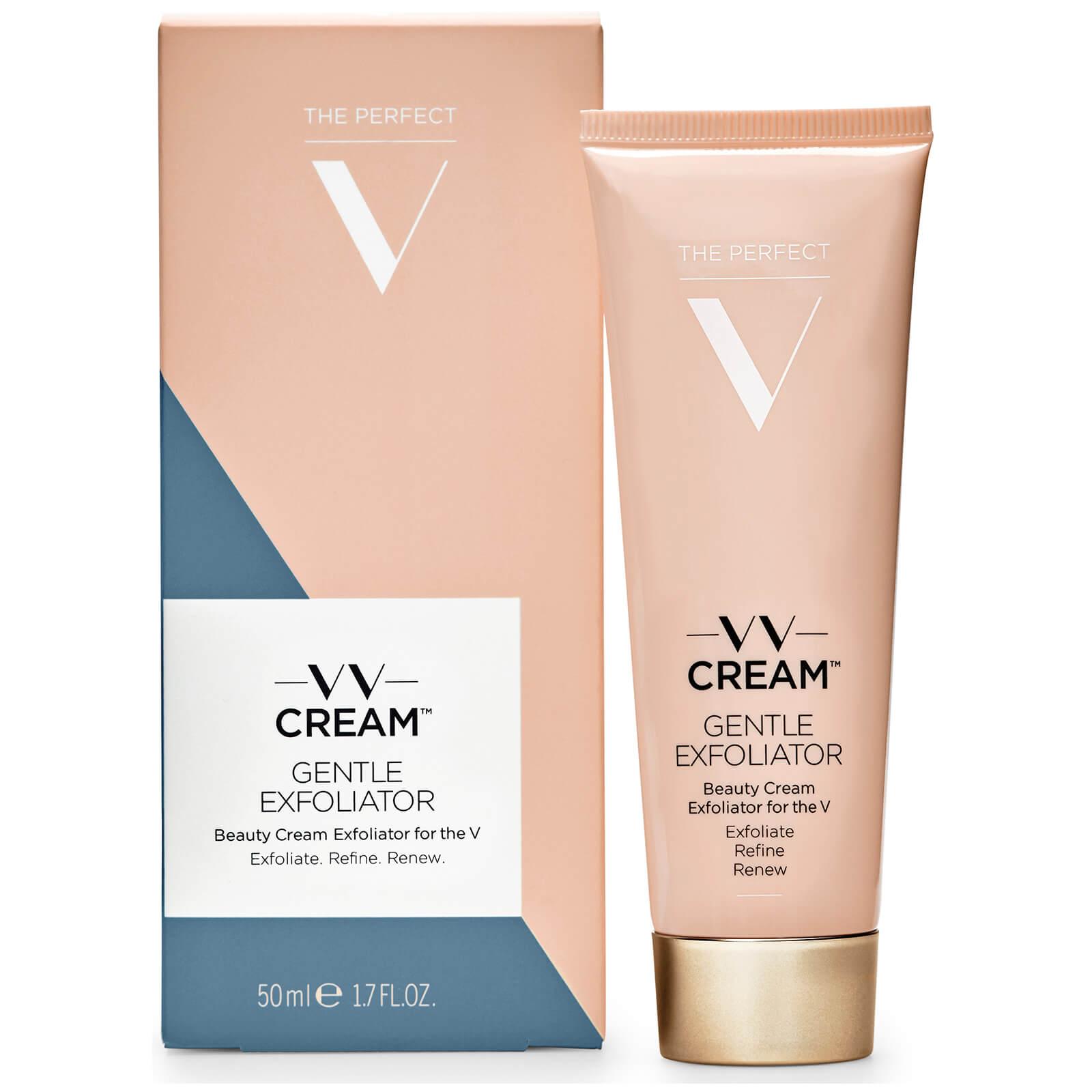 The Perfect V Vv Cream Gentle Exfoliator 100ml Skinstore