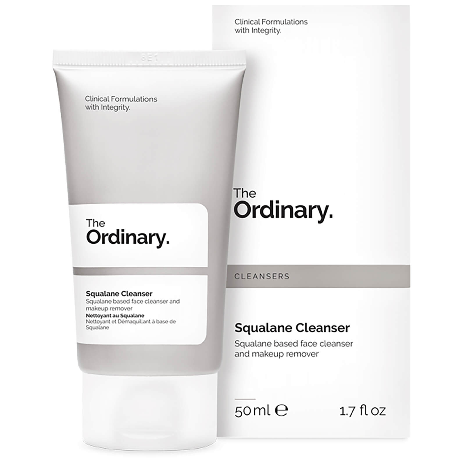 The Ordinary Canada Squalane Cleanser Review on Acne prone skin.