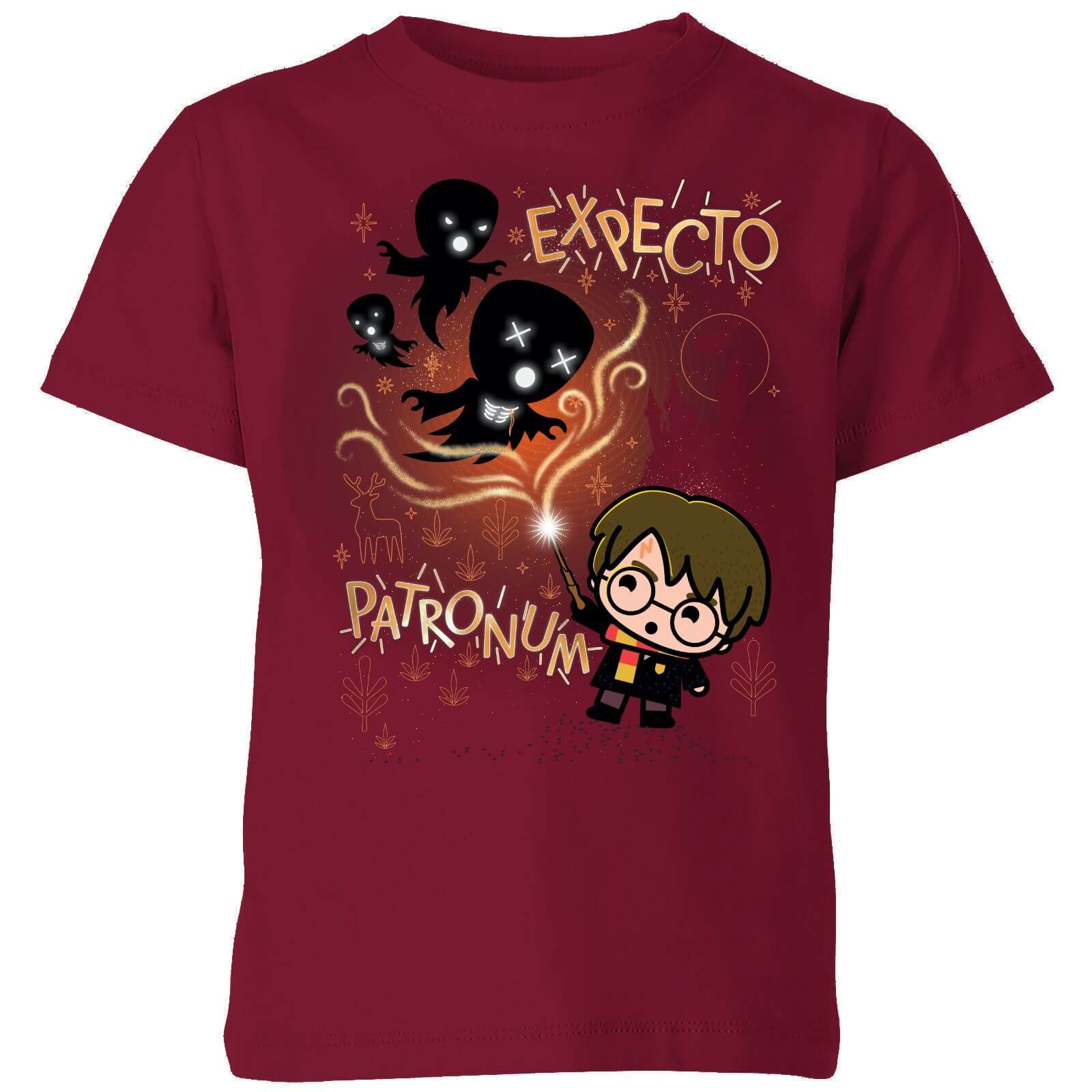 Kids' Expecto Kids Harry Patronum Burgundy Potter T Shirt CBWxorde