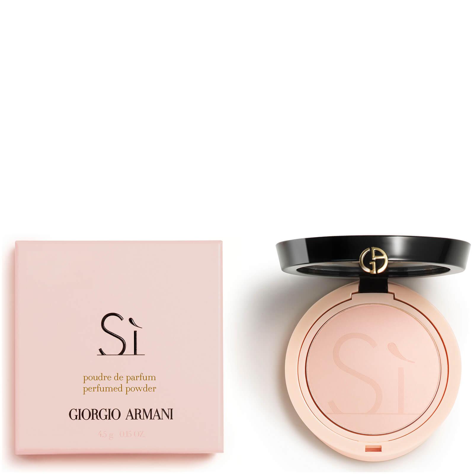 Giorgio Armani Si Perfumed Powder Free Shipping Lookfantastic