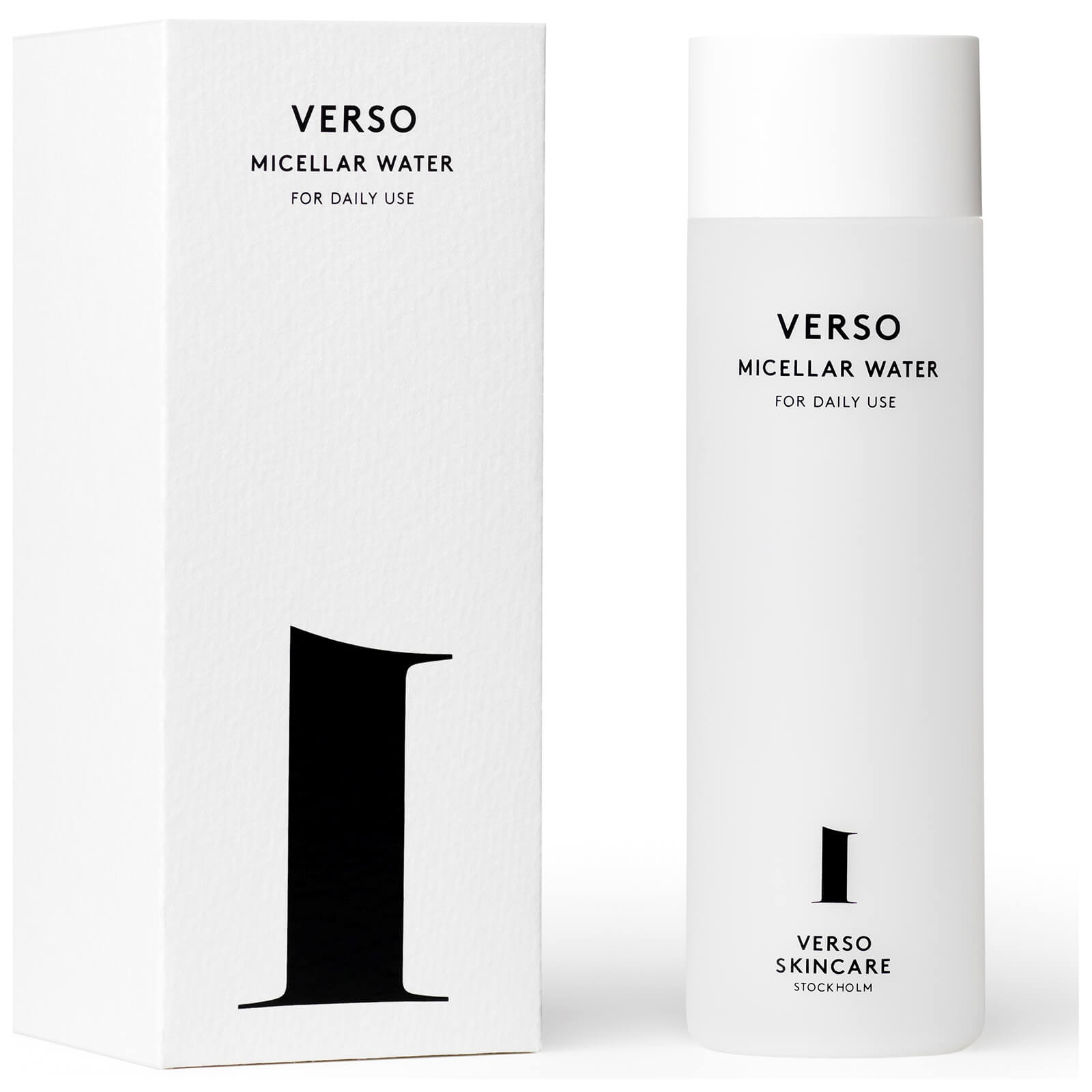 VERSO Micellar Water 200ml
