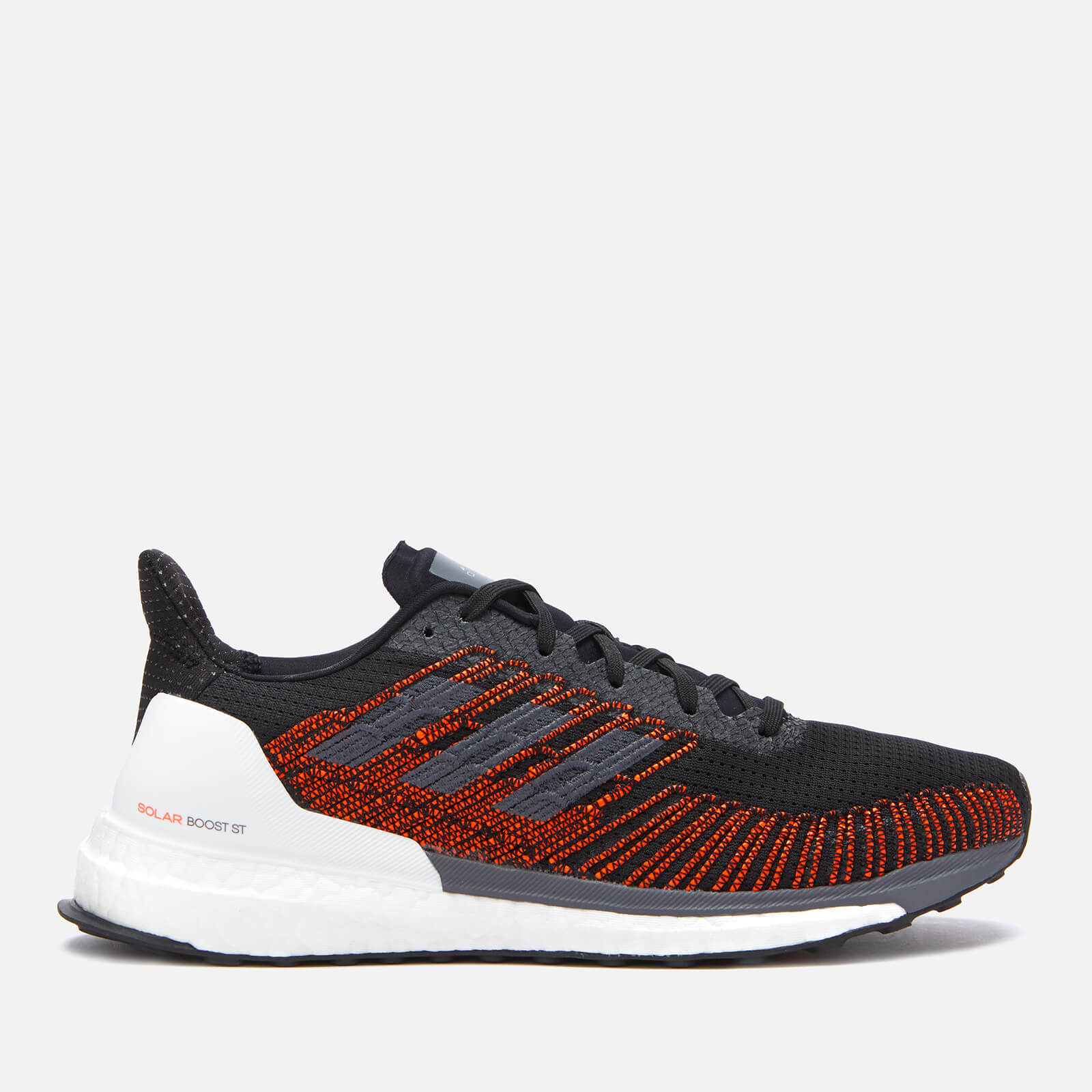 purchase cheap 12c08 f1ace adidas Men s Solar Boost ST 19 Trainers - Black Orange Sports   Leisure    TheHut.com