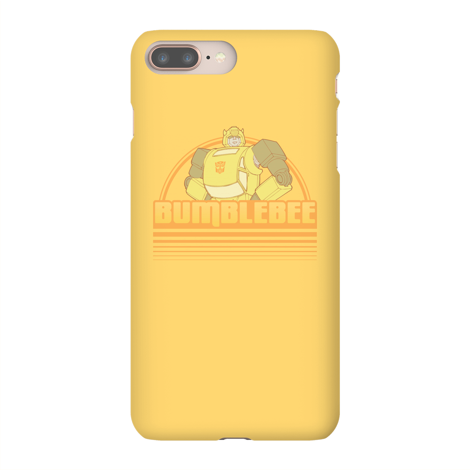 super popular 190e8 52824 Transformers Bumblebee Phone Case for iPhone and Android