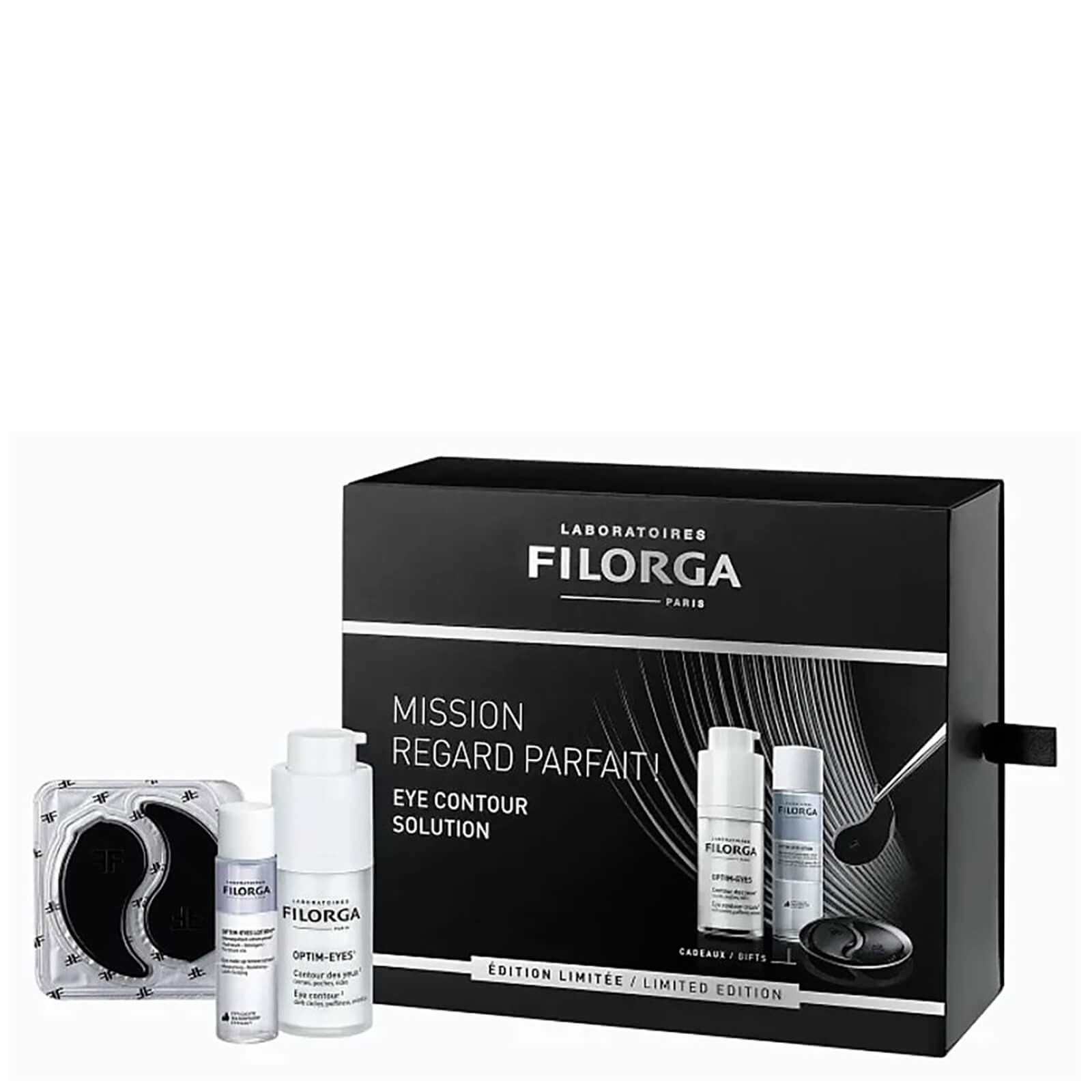 Filorga OPTIM-EYES Eye Contour Coffret Solution Set (Worth £52 90)