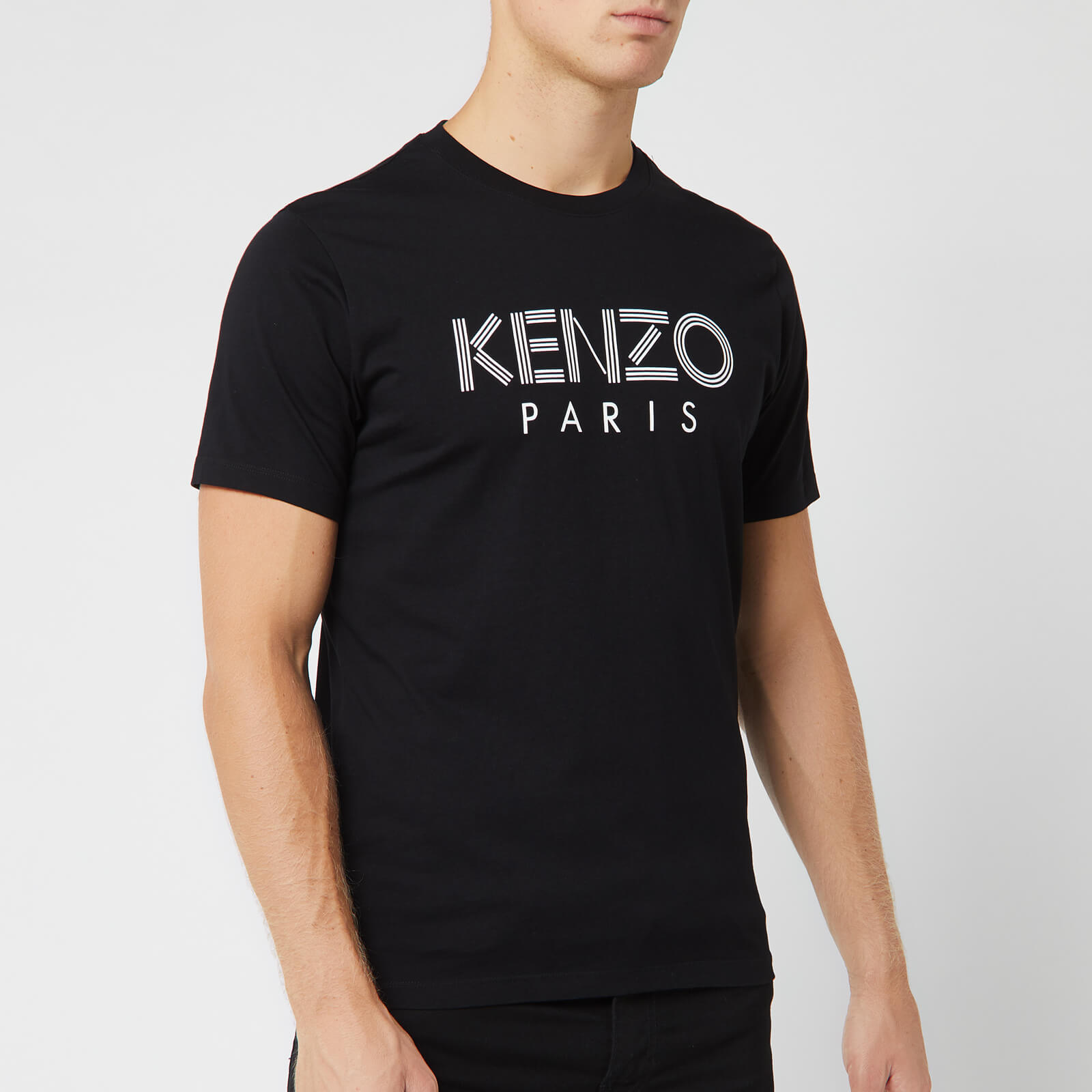 2bc94038 KENZO Men's Paris T-Shirt - Black