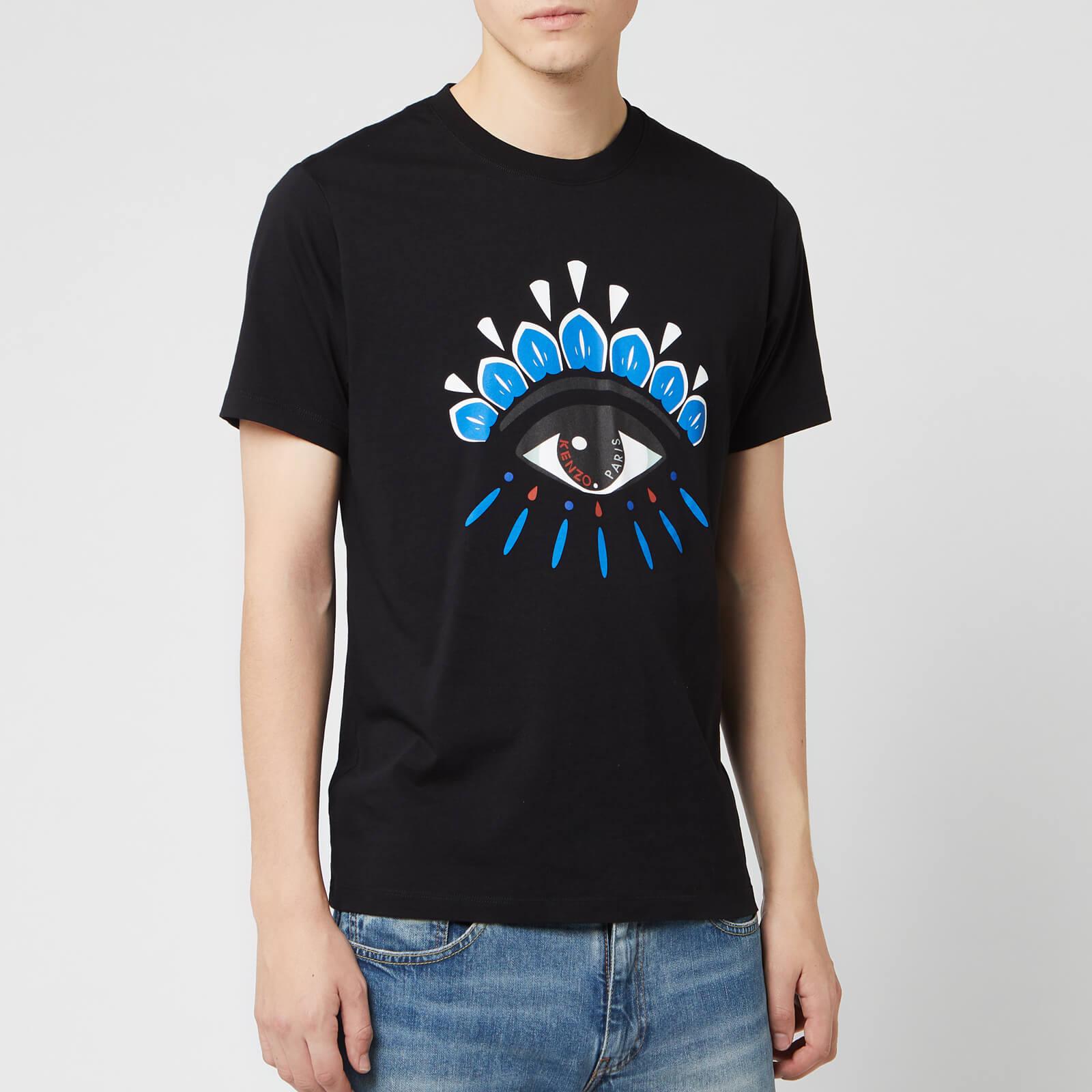 e54bcf3c3d KENZO Men's Classic Eye T-Shirt - Black