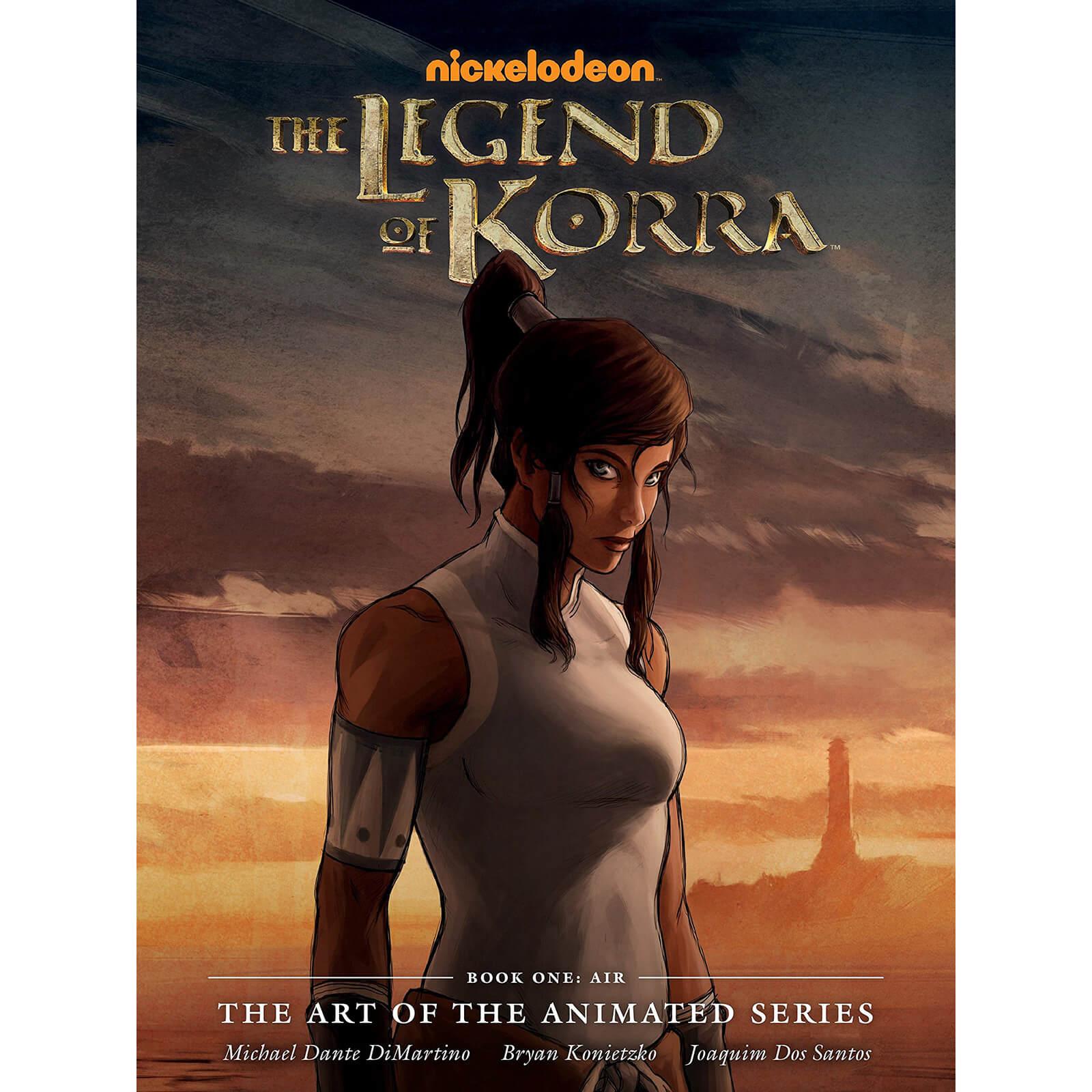 Dark Horse Legend of Korra The Legend of Korra Art of the TV Series  Hardcover Book