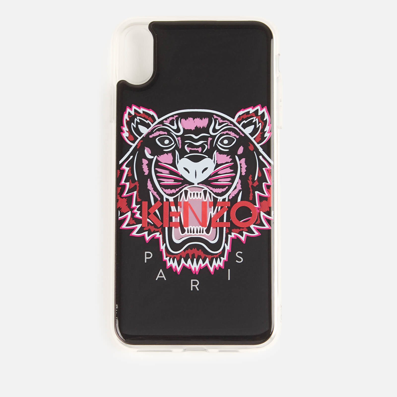 3253a460 KENZO iPhone X Max Case - Black/Pink