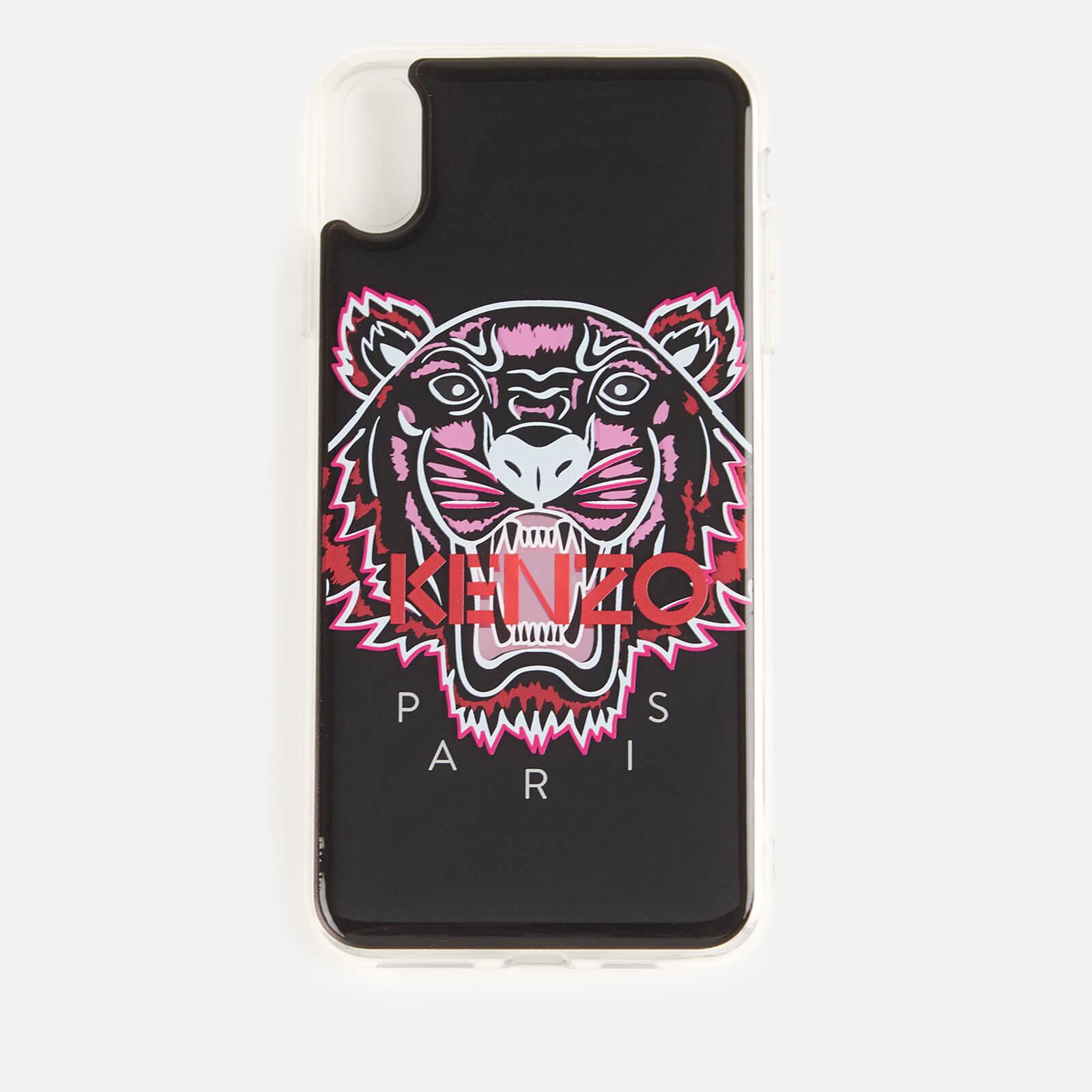 2b16c75c84 KENZO iPhone X Max Case - Black/Pink