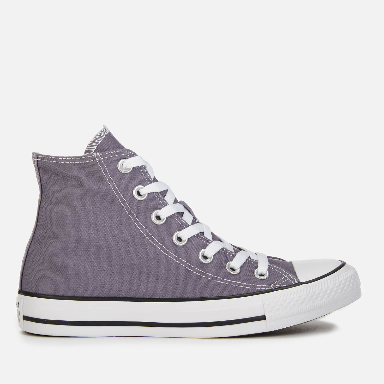 2cf0d2c99 Converse Women's Chuck Taylor All Star Seasonal Hi-Top Trainers Trainers - Moody  Purple | FREE UK Delivery | Allsole