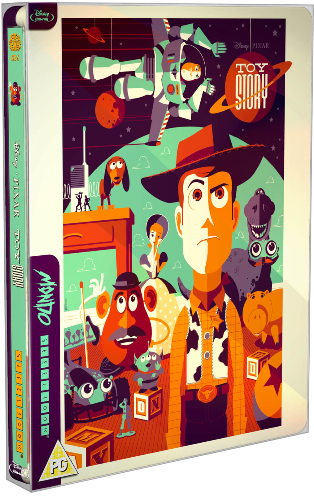 Toy Story - Mondo #36