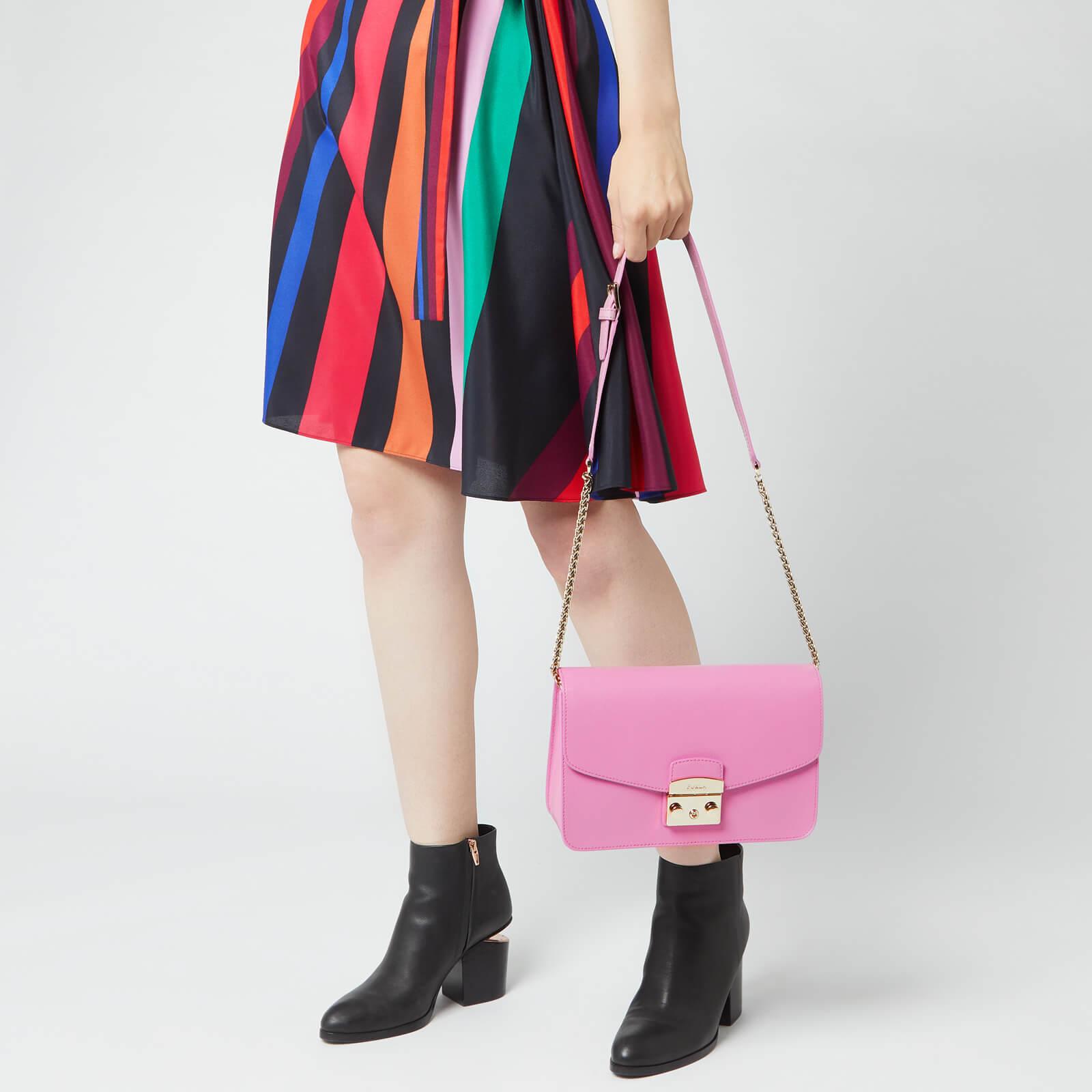 Furla Women's Metropolis S Shoulder Bag - Malva G