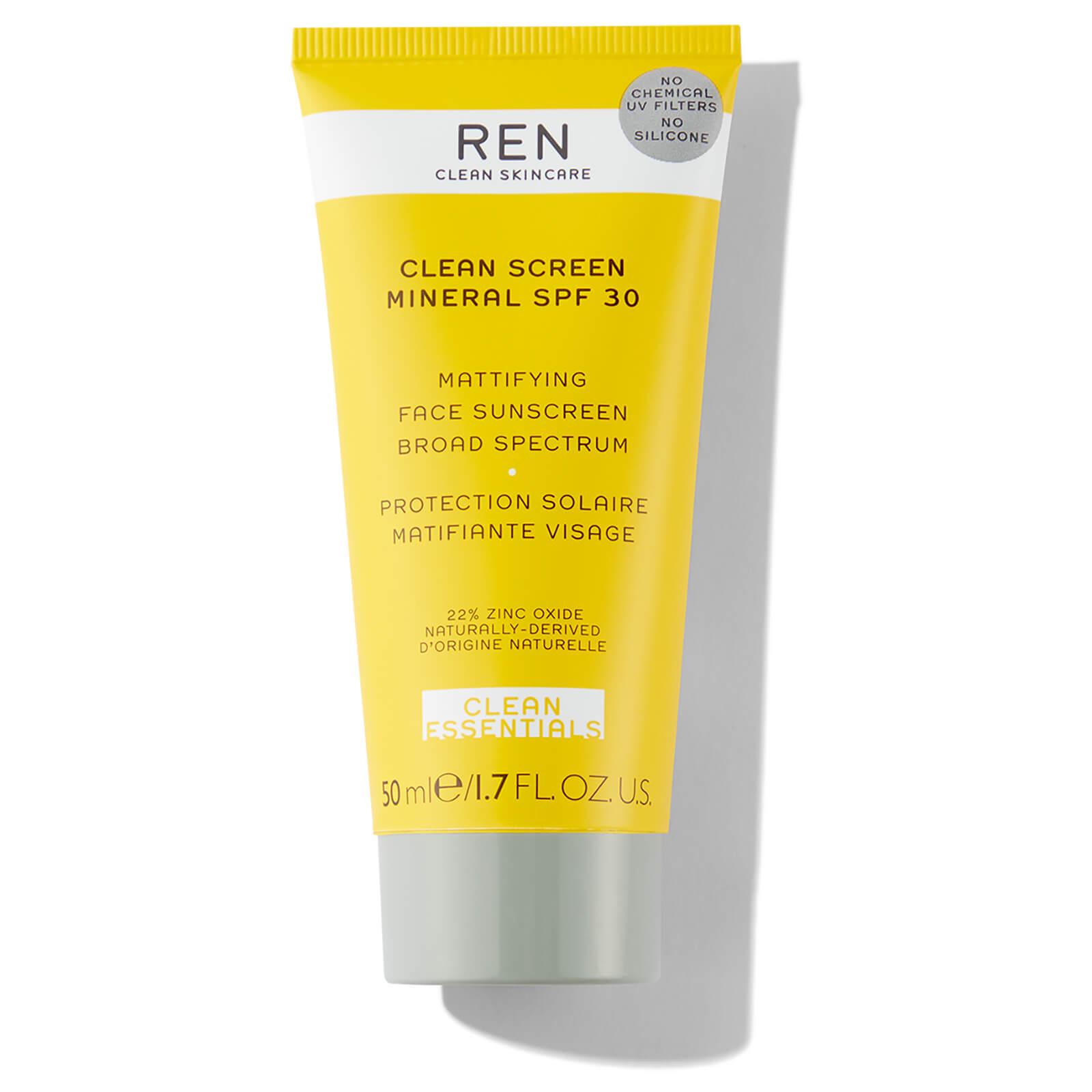 REN Clean Skincare - Clean Screen Mineral SPF30