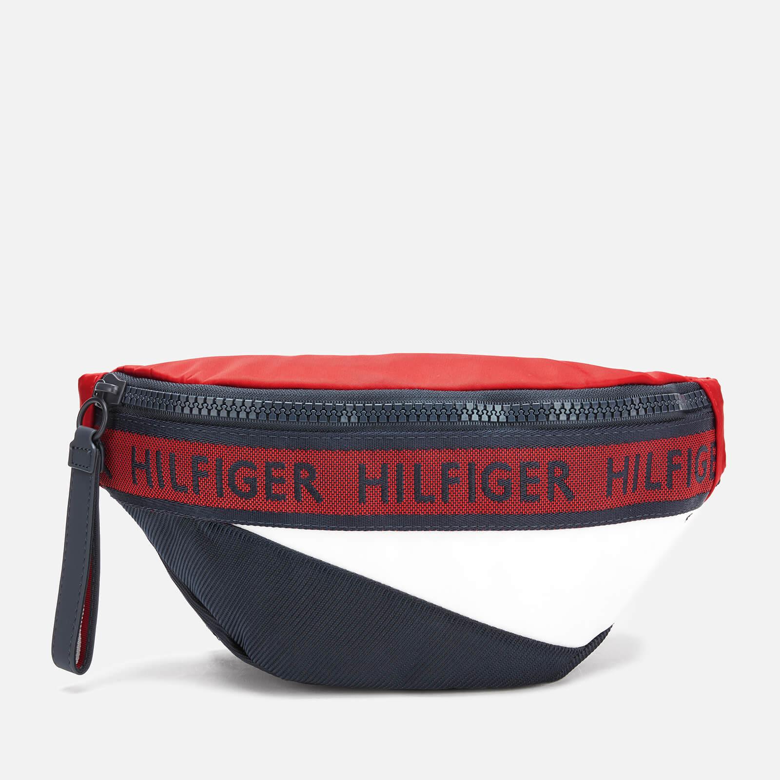 Tommy Hilfiger Men's Colour Mix Cross Body Bag Corporate