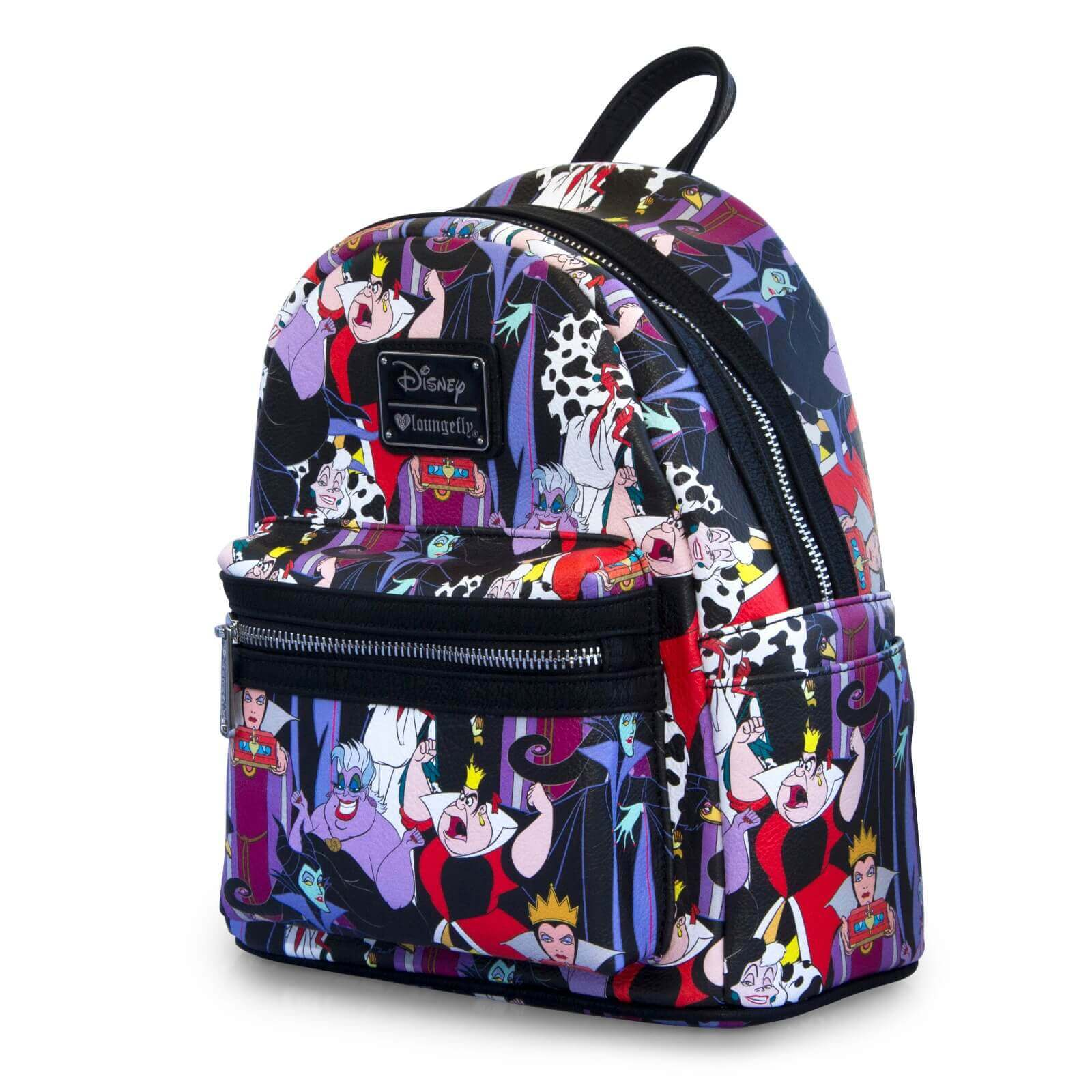 Loungefly Disney Villains Mini Backpack
