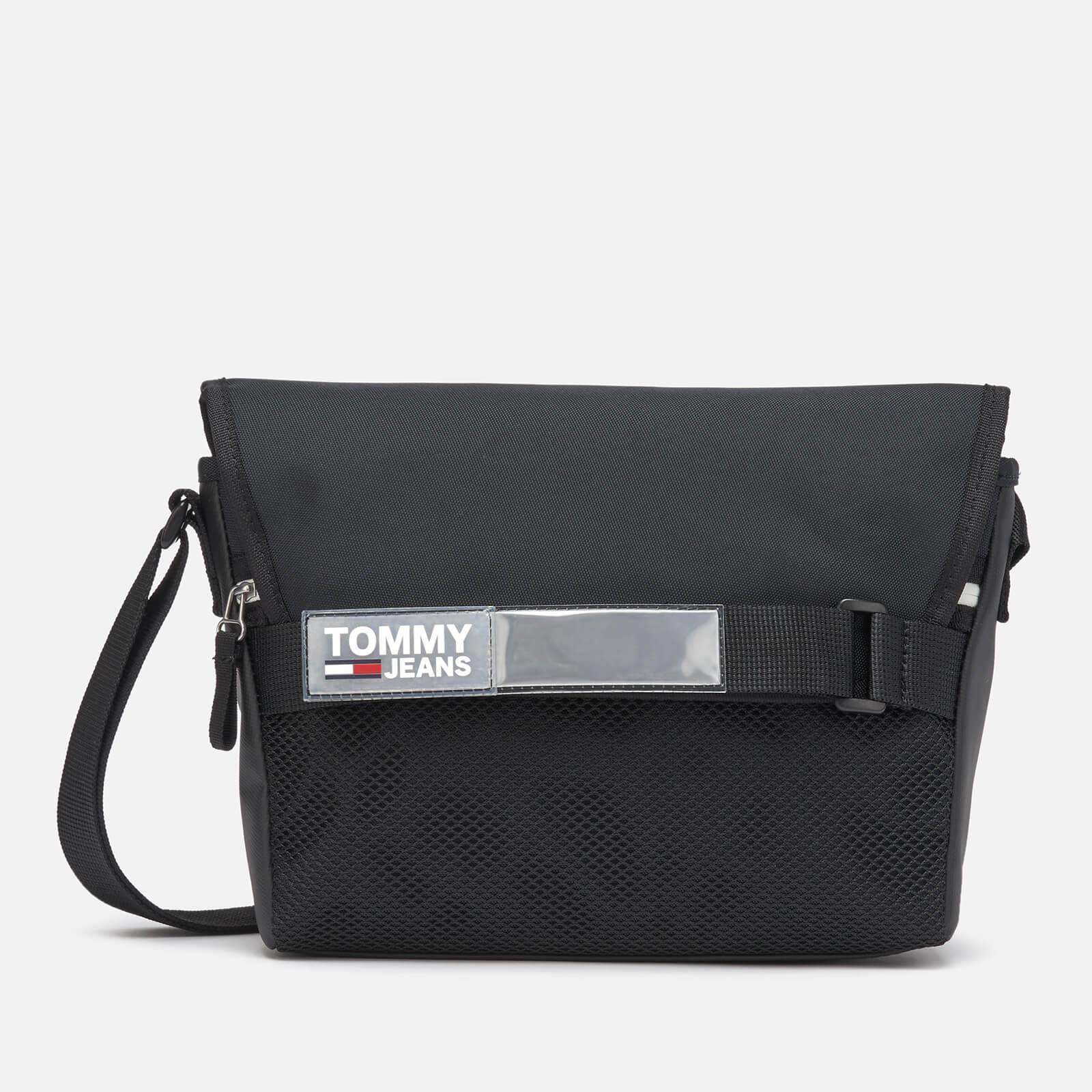 Tommy Jeans Men's Urban Messenger Bag Black
