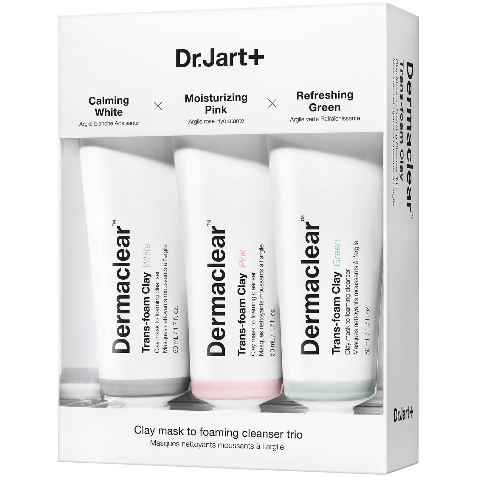 Dr.Jart+ Dermaclear Trans-Foam-Clay