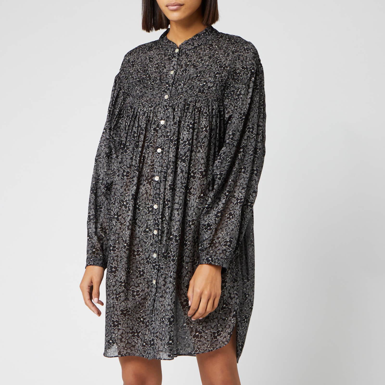 Isabel Marant Étoile Women's Lana Dress - Black - FR 34/UK 6 - Black
