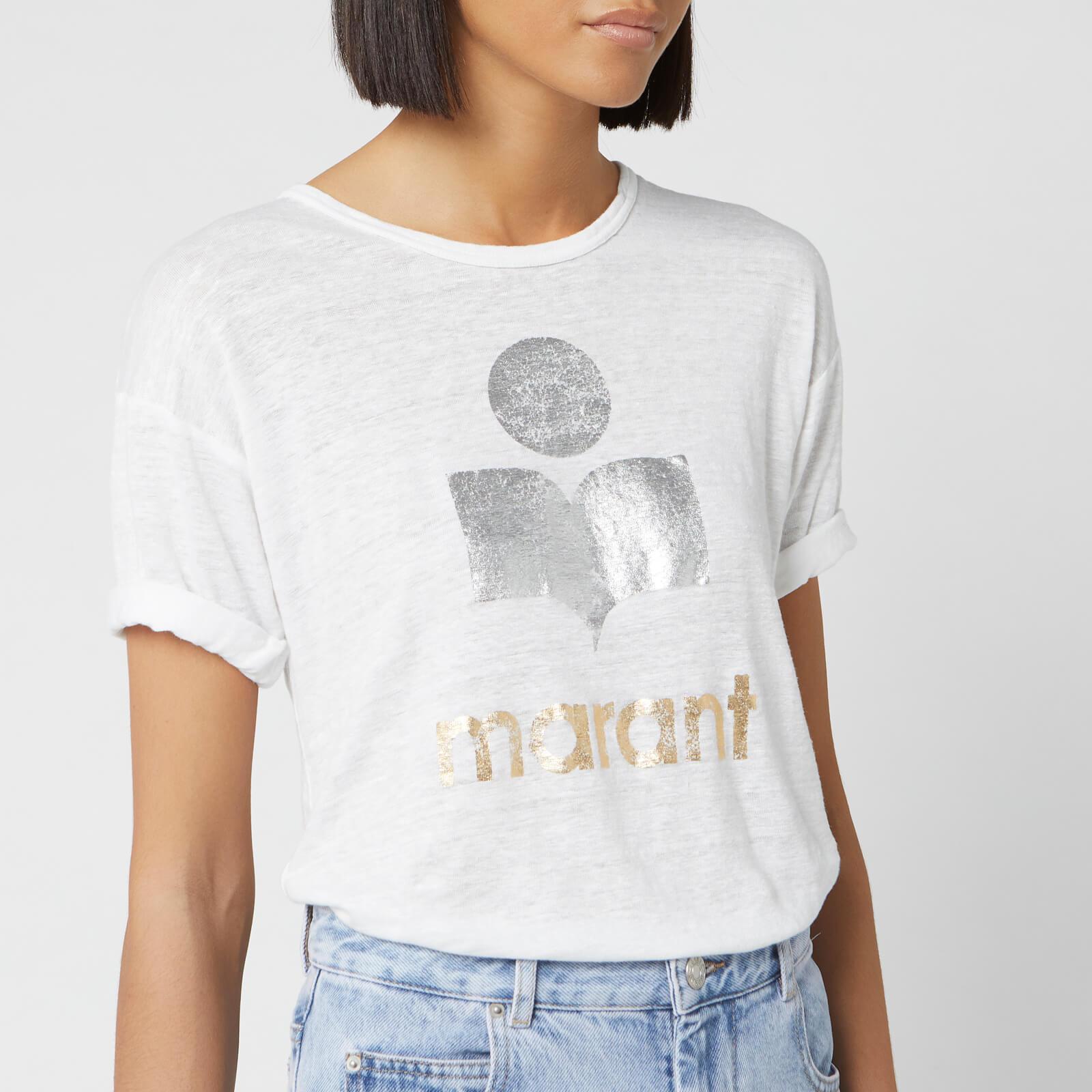 Isabel Marant Étoile Women's Koldi T-Shirt - White