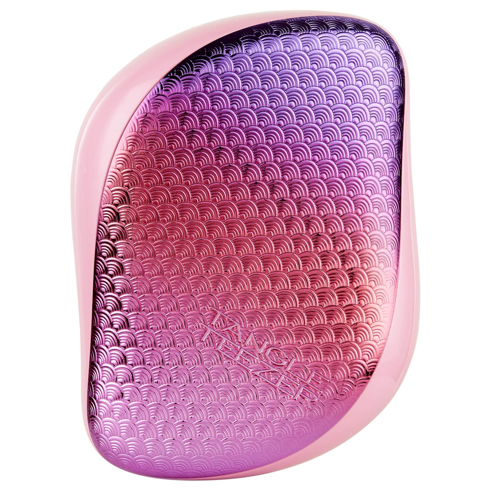 Tangle Teezer Compact Styler Hairbrush - Sunset Pink