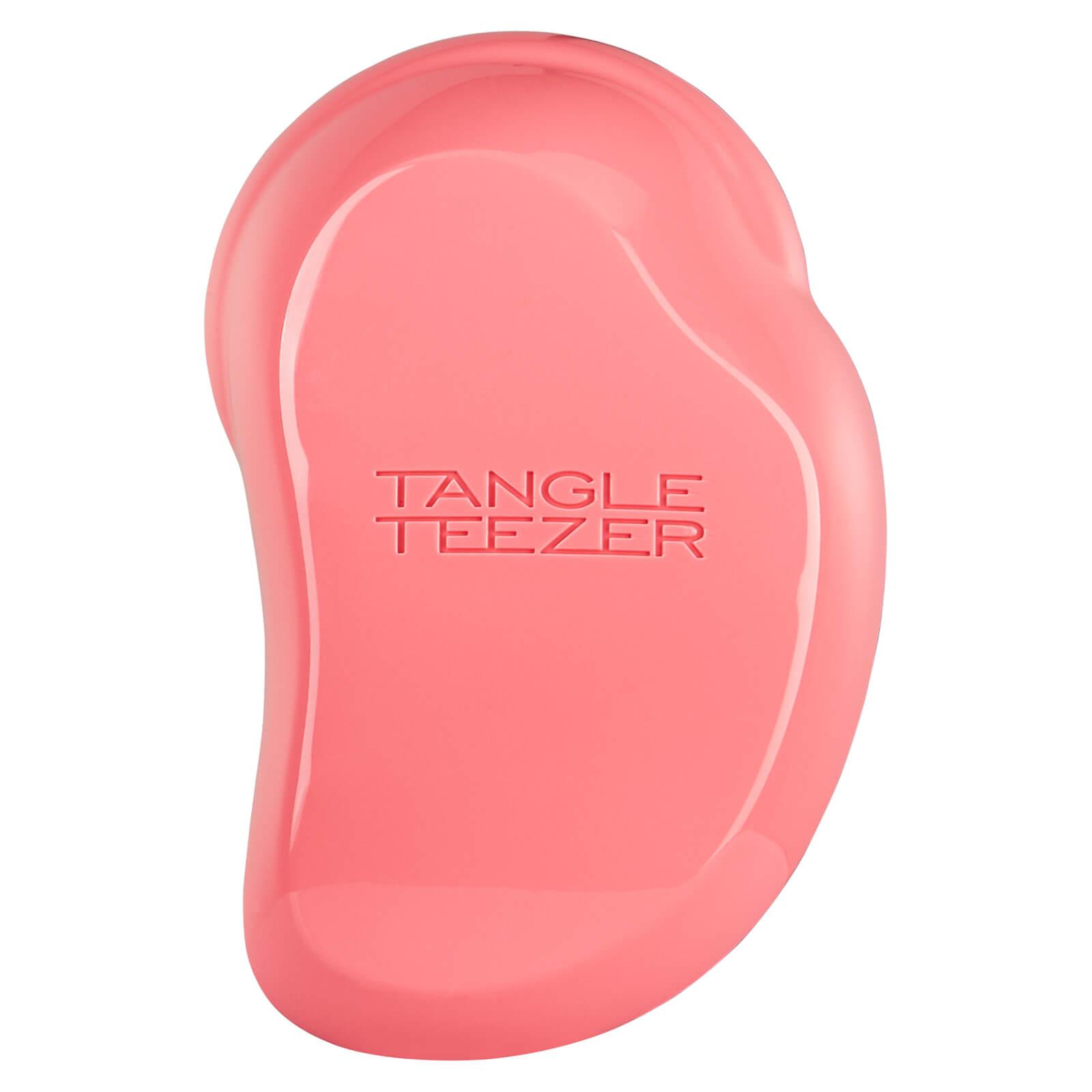 Tanlge Teezer The Original Detangling Hairbrush - Pink Peach