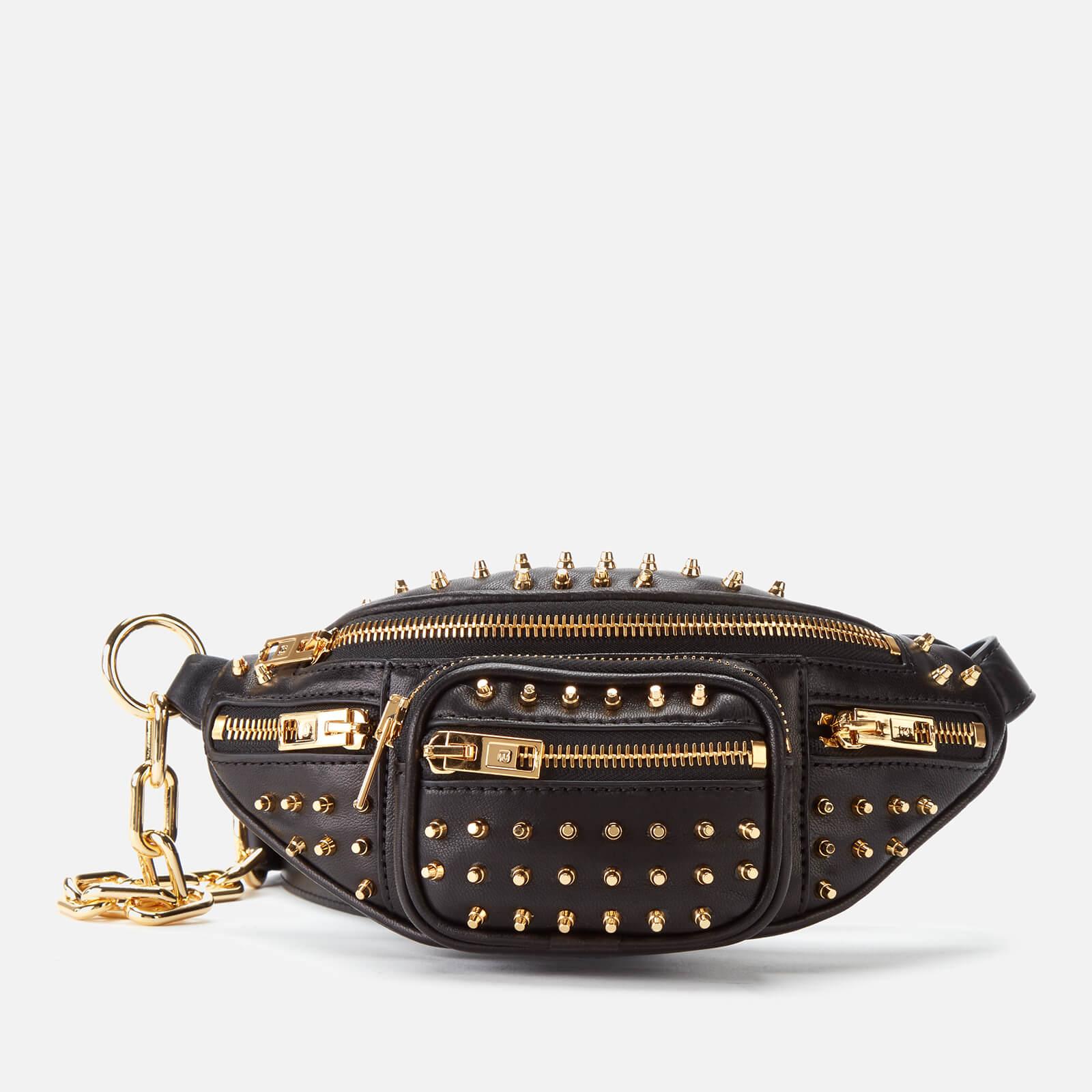 345739cda4f Alexander Wang Women's Attica Soft Mini Stud Belt Bag - Black