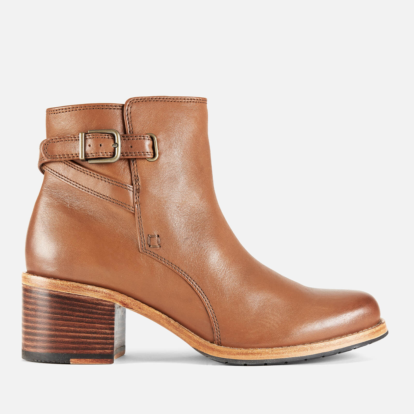 womens tan ankle boots size 2.5