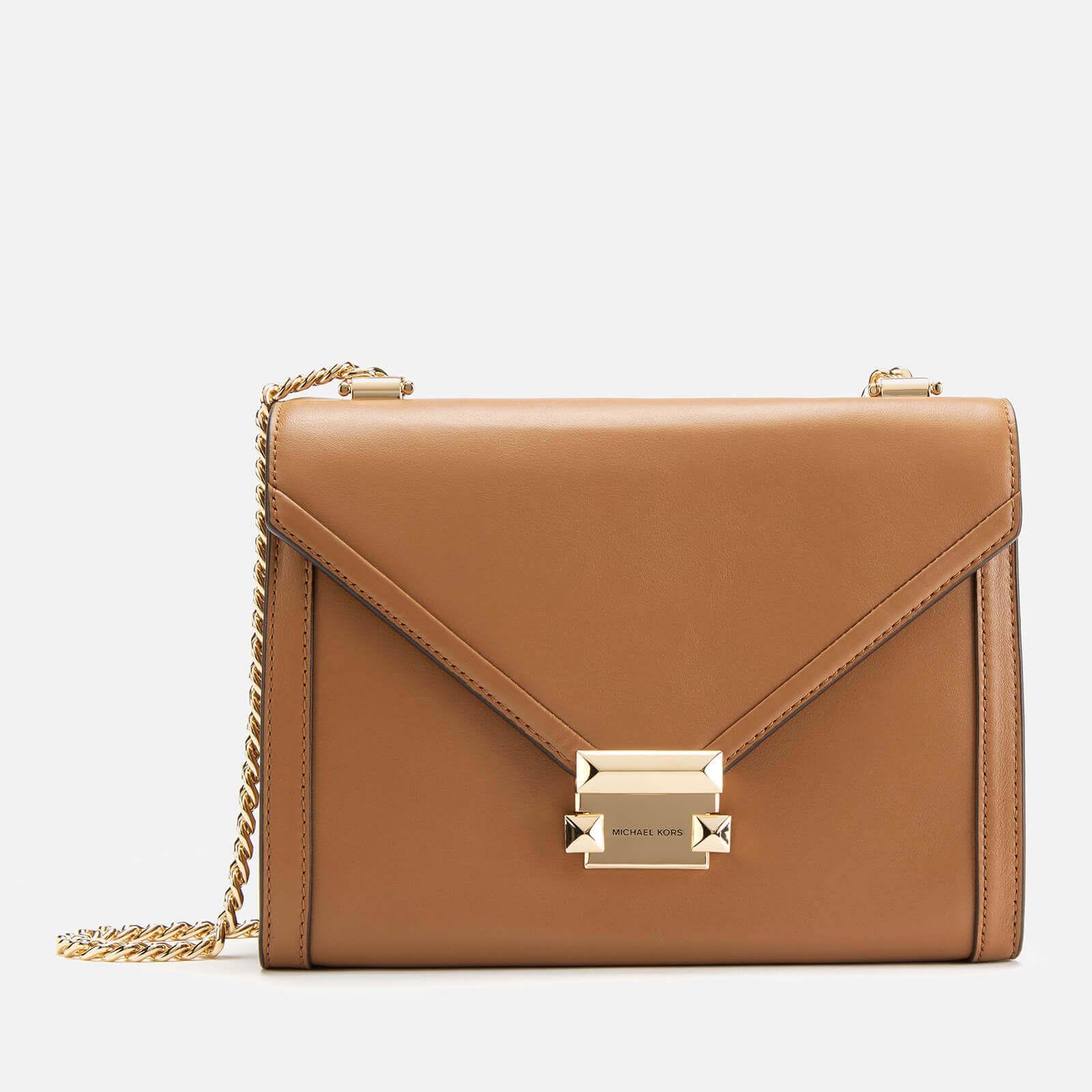 MICHAEL MICHAEL KORS Women's Whitney Large Shoulder Bag - Acorn