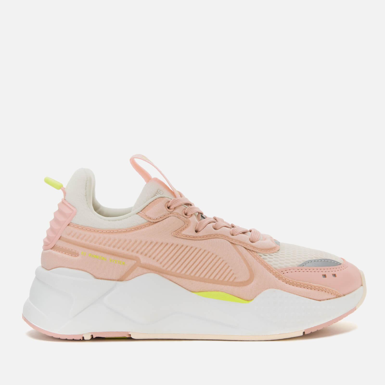 Puma Women's RS-X Soft Case Trainers - Bridal Rose/Pastel Parchment - UK 6 - Pink