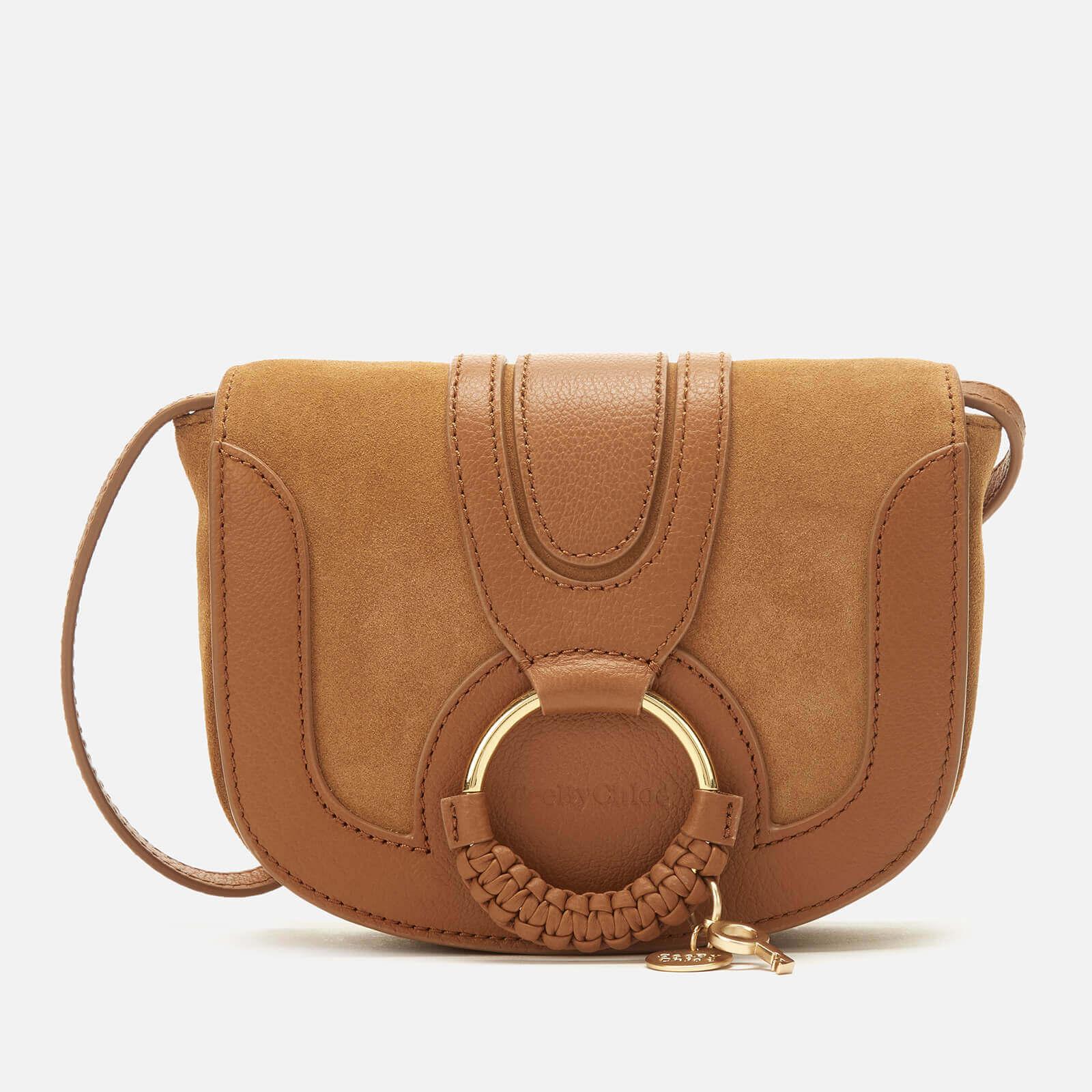 9cb1bdb2 See By Chloé Women's Small Hana Cross Body Bag - Caramelo