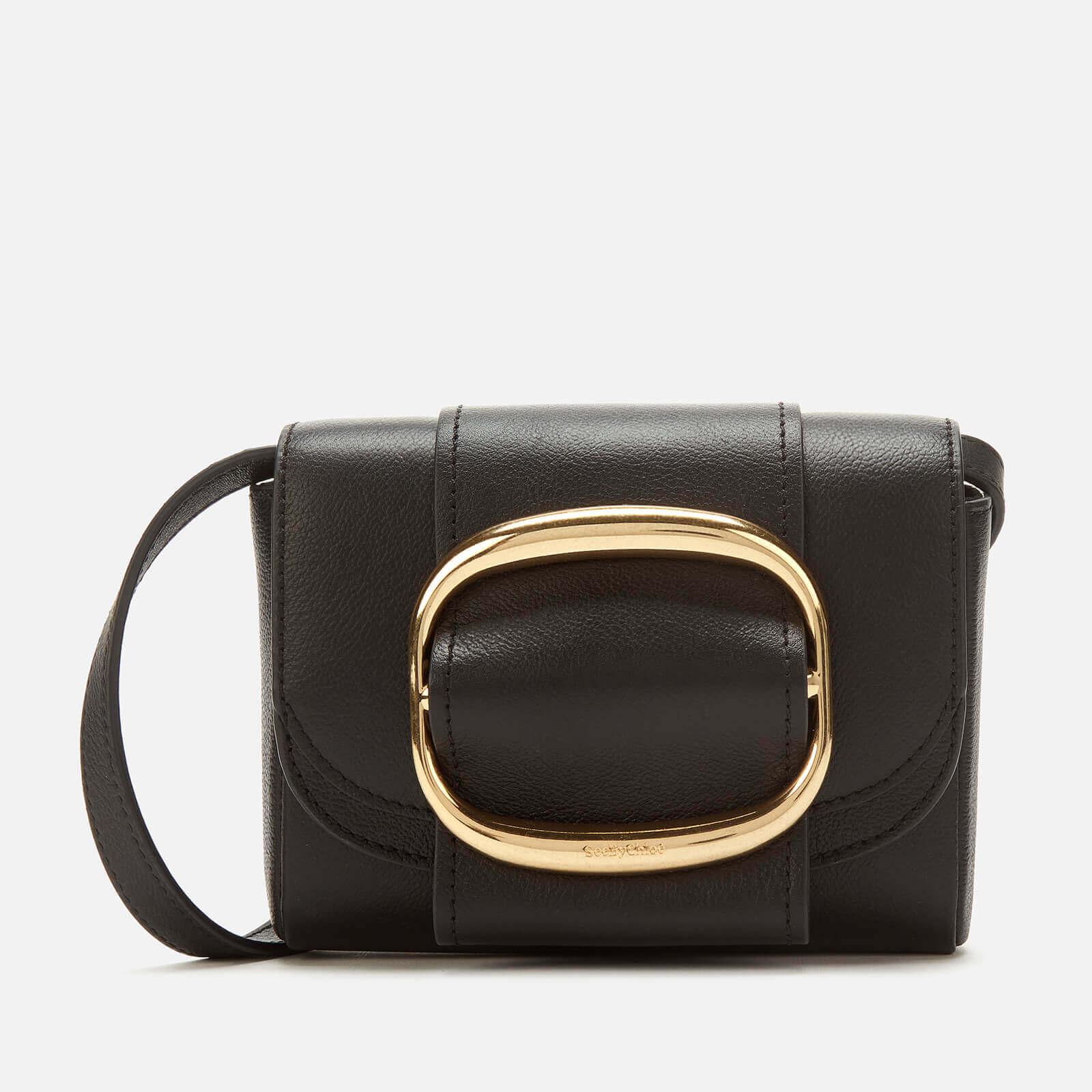 See By Chloé Women S Hopper Clutch Bag Black