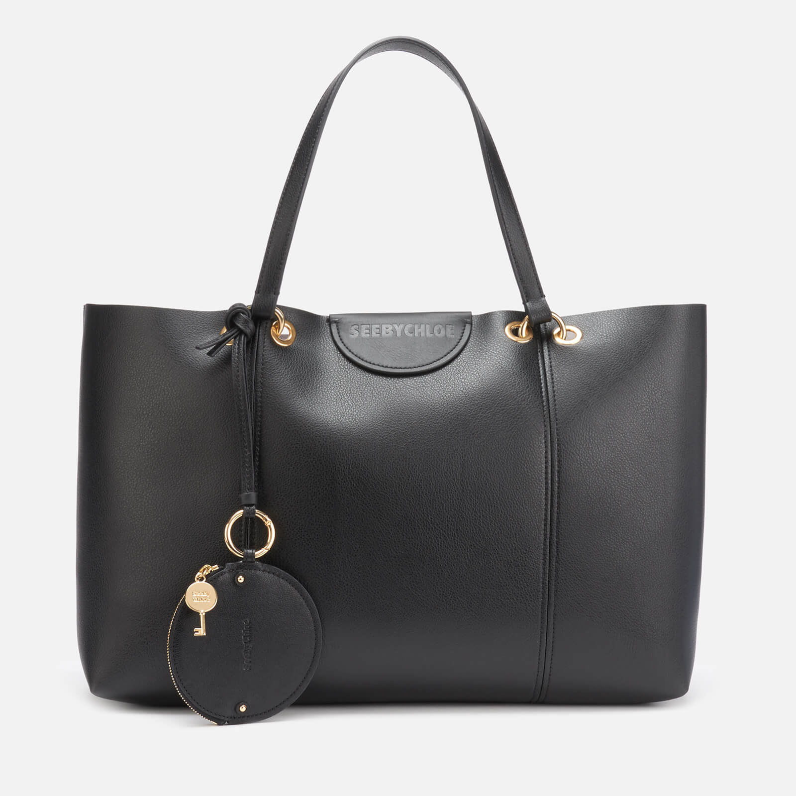 d90b352c41 See By Chloé Women's Marty Tote Bag - Black