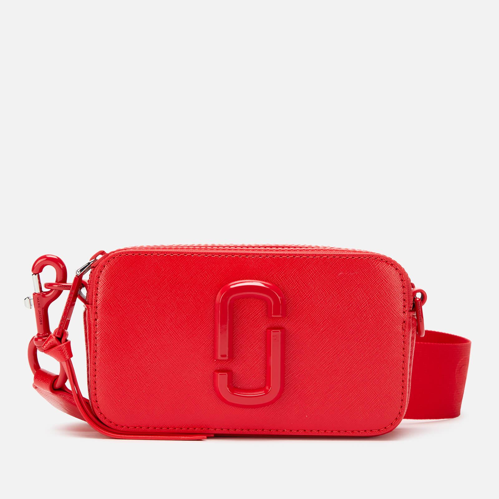 Marc Jacobs Women's Snapshot DTM Cross Body Bag - Geranium
