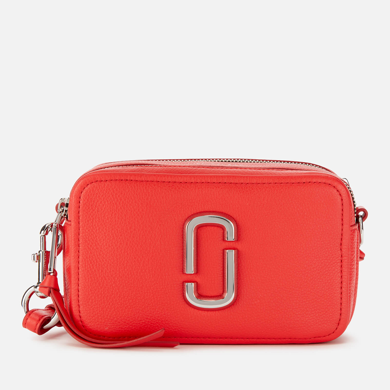 Marc Jacobs Women's The Softshot 21 Cross Body Bag - Geranium