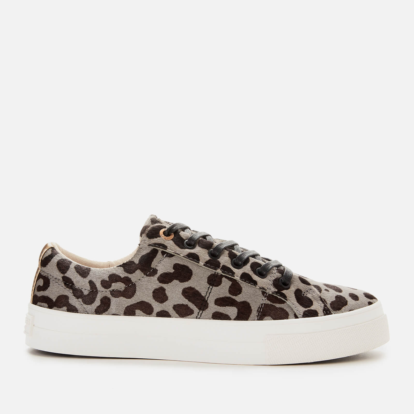 Ted Baker Women's Lephie Low Top Trainers - Grey - UK 4 - Grey