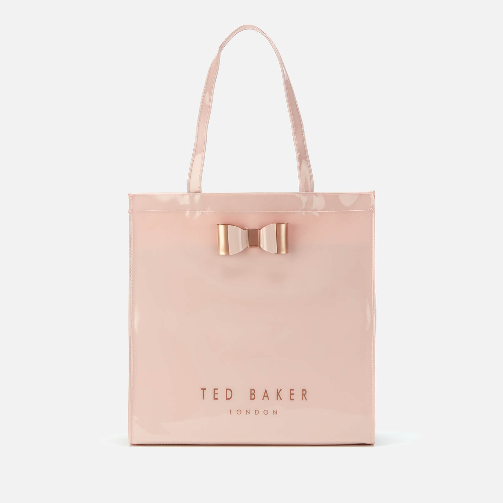 Ted Baker Women's Sofcon Soft Large Icon Bag - Dusky Pink