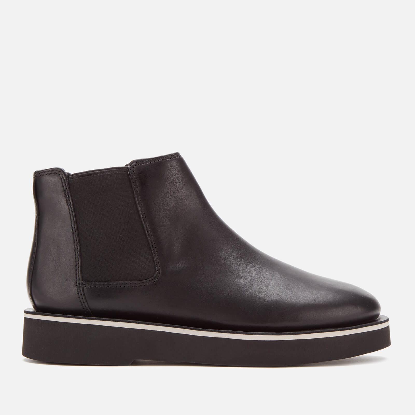 Camper Women's Tyra Leather Chelsea Boots - Black