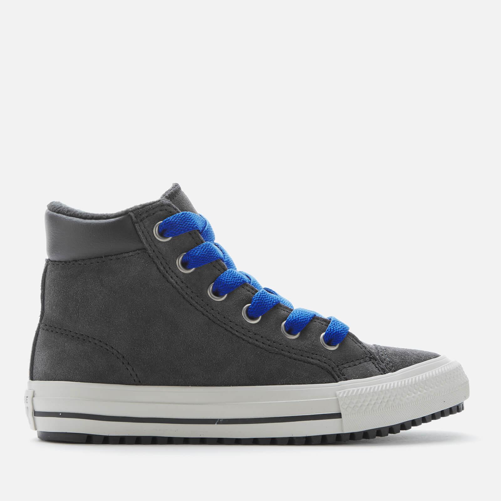 Converse Kids' Chuck Taylor All Star On Mars Pc Boots Almost BlackBlueBirch Bark