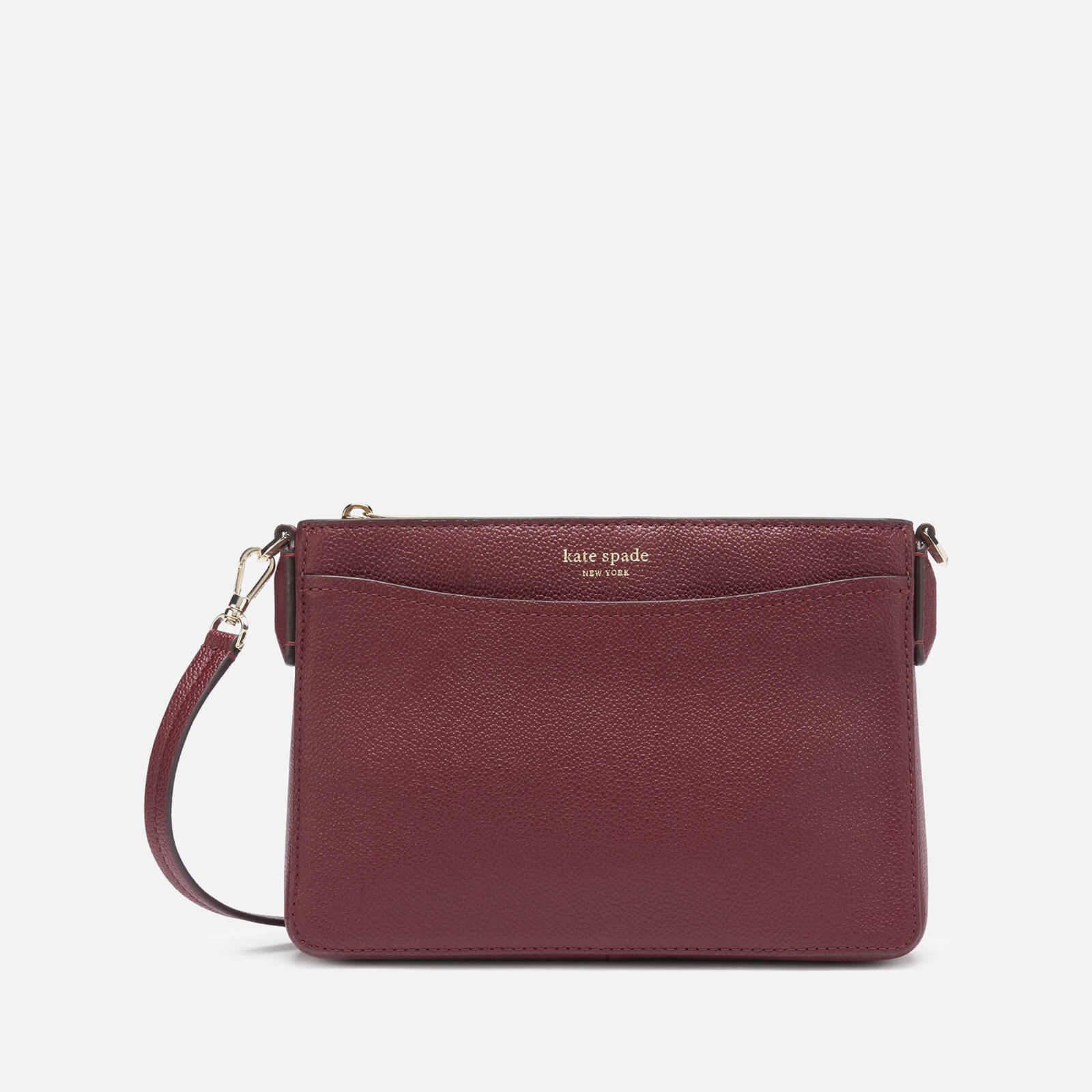 Kate Spade New York Women's Margaux Medium Convertible Cross Body Bag - Cherrywood