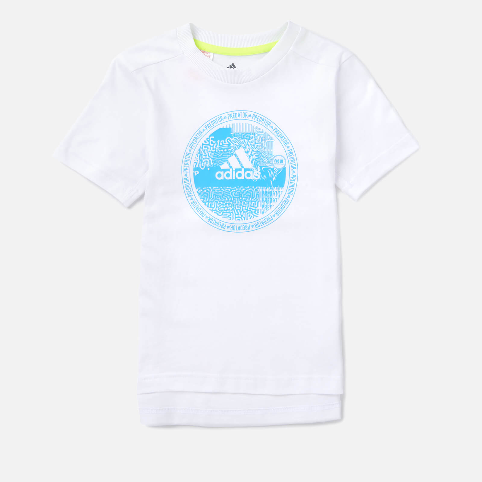 adidas Performance 257 Rise Up N Run Parley T shirt Print
