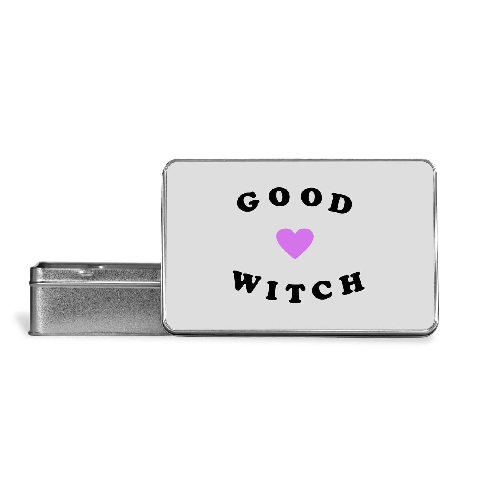 Good Witch Metal Storage Tin