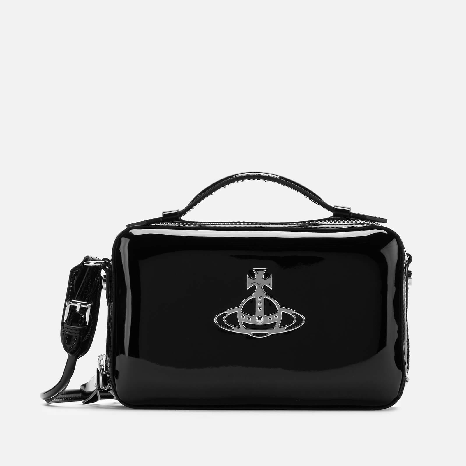 Vivienne Westwood Women S Johanna Camera Bag Black