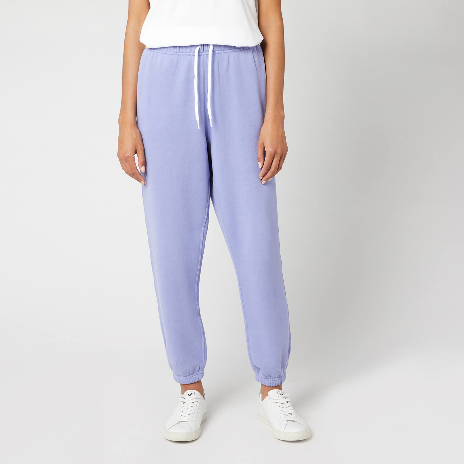 shop for latest selection of 2019 search for best Polo Ralph Lauren Women's Logo Sweatpants - East Blue