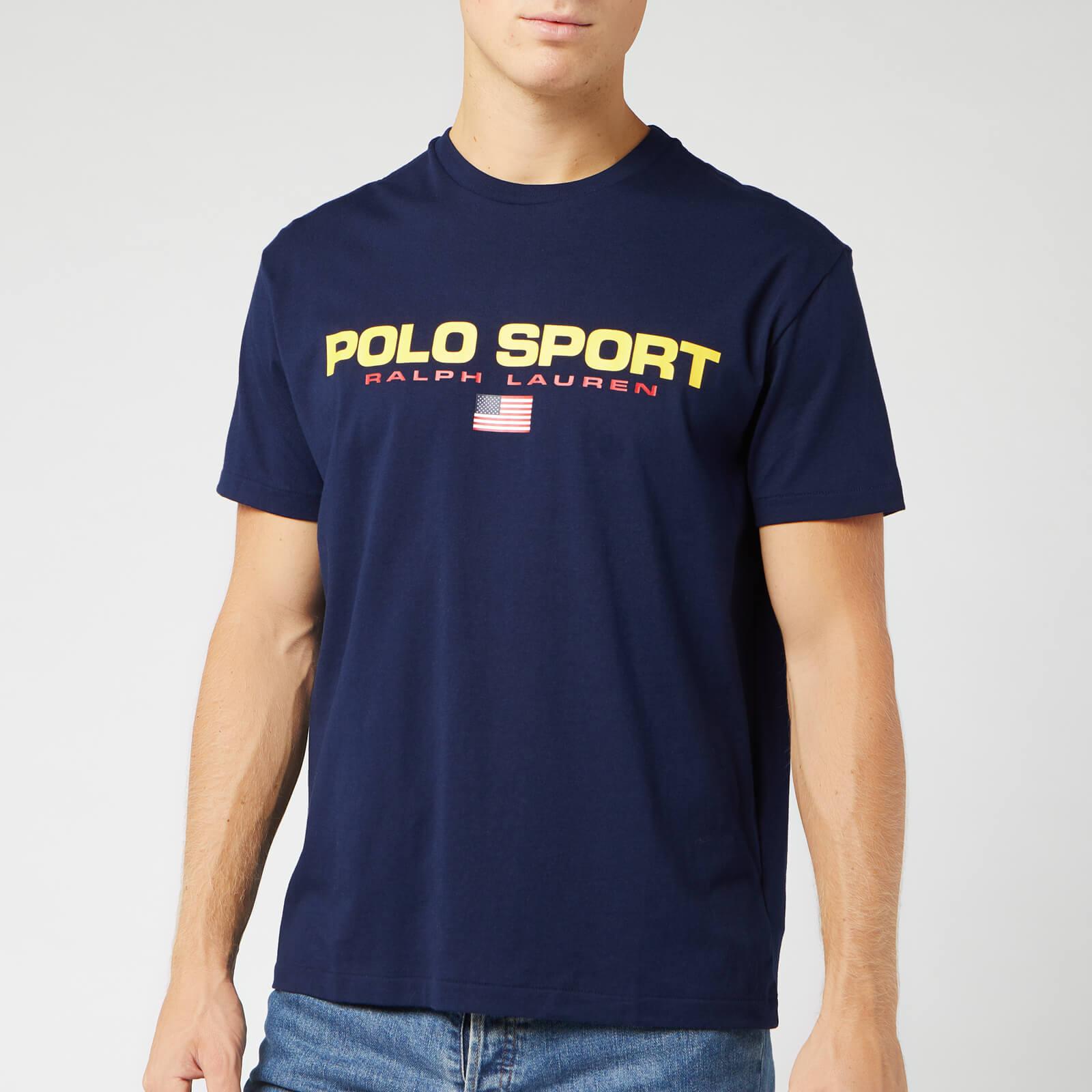 Polo Sport Ralph Lauren Men's T-Shirt - Cruise