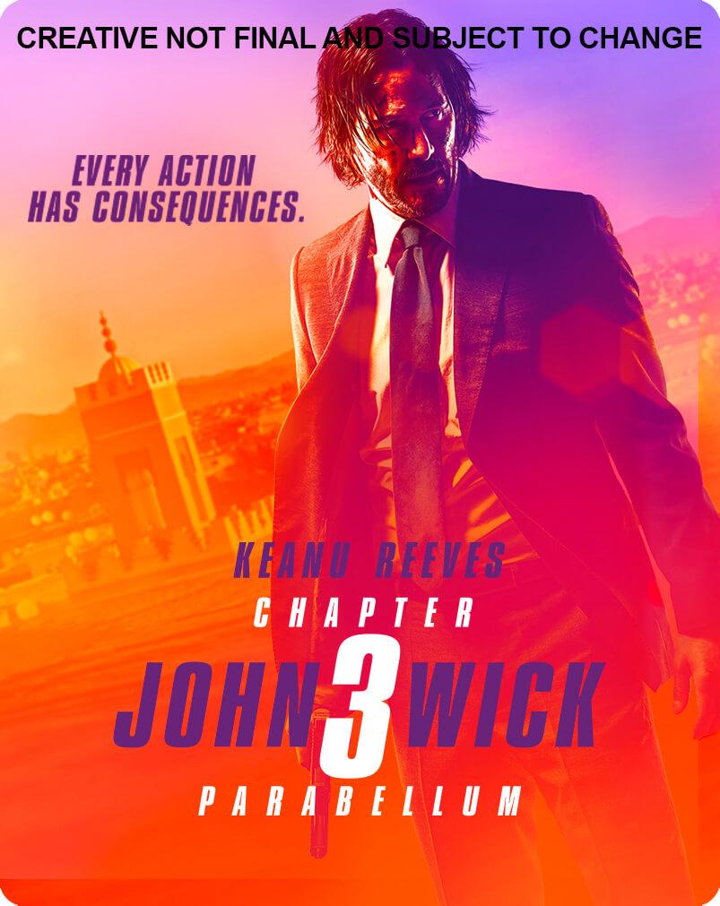 John Wick 3 Parabellum (2019) 720p + 1080p BluRay x264 [Hindi Sub + English DD5.1] 900MB + 1.6GB