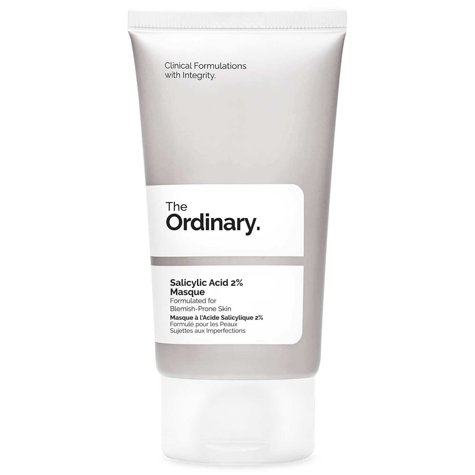 The Ordinary Salicylic Acid 2% Masque for Acne review, part of my regimen for blemish-prone skin.