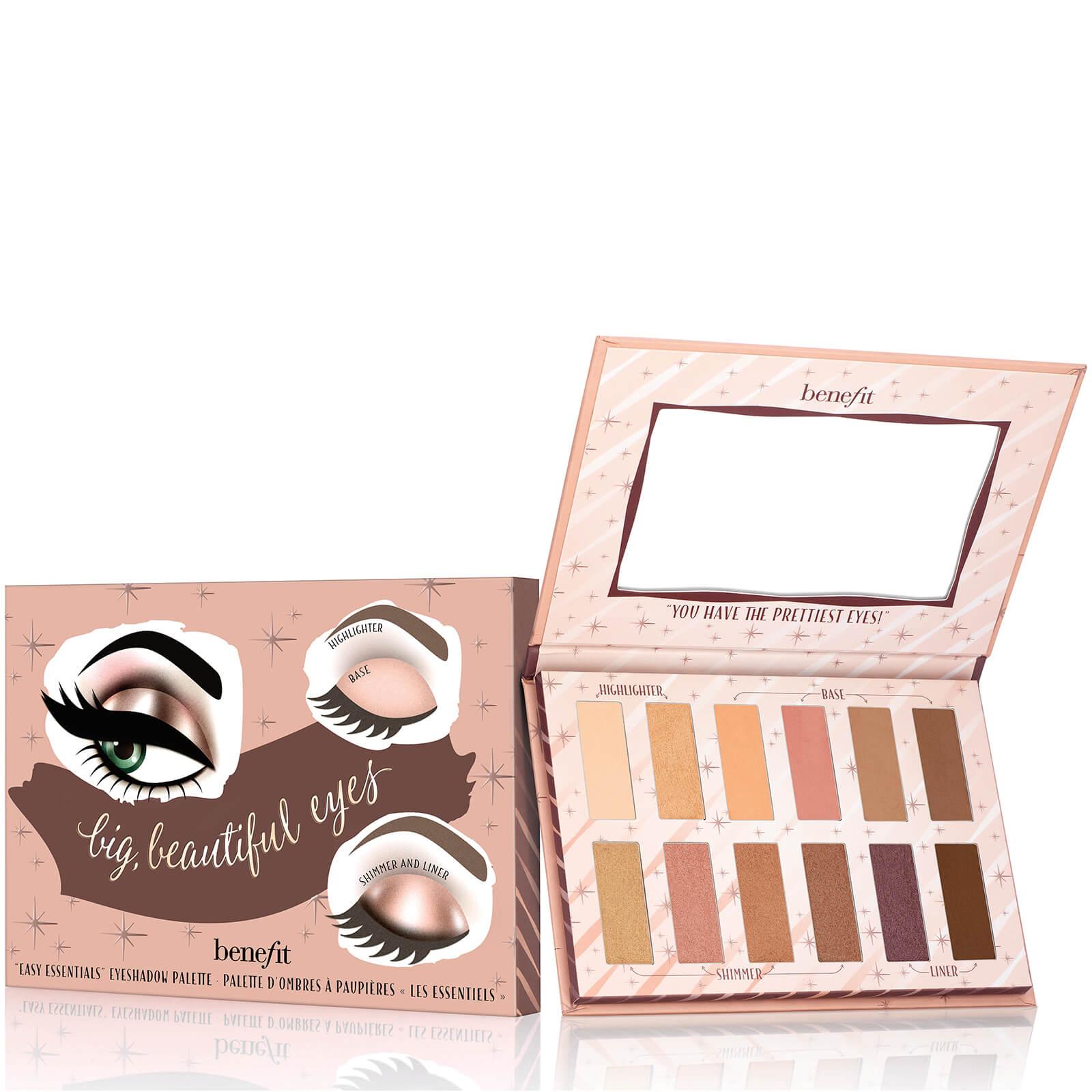 benefit Big Beautiful Eyes Palette