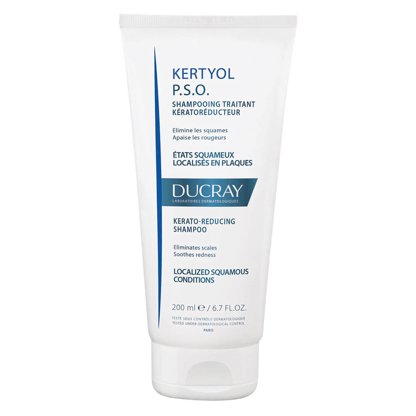 Ducray Kertyol P S O  Shampoo for Scalp Prone to Redness and